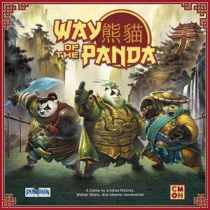 Way of the Panda Brettspill