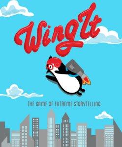 Wing It Brettspill