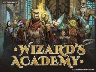 Wizards Academy Brettspill