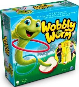 Wobbly Worm Brettspill