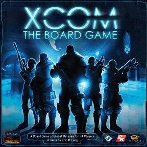 XCOM The Board Game Brettspill