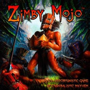 Zimby Mojo Brettspill