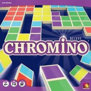 Chromino Deluxe Brettspill