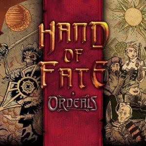 Hand Of Fate Ordeals Kortspill