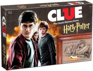 Clue Harry Potter 2nd Edition
