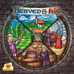 Heaven & Ale Brettspill