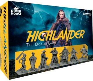 Highlander Board Game Brettspill