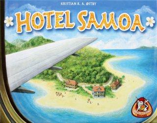 Hotel Samoa Brettspill