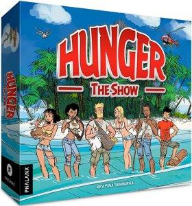 Hunger The Show Brettspill