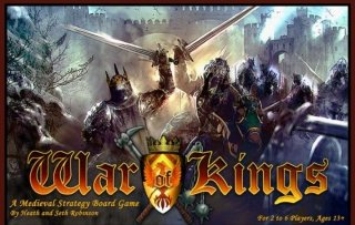 War of Kings Brettspill