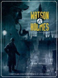 Watson & Holmes Brettspill