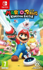 Mario + Rabbids Kingdom Battle til Switch