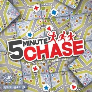 5 Minute Chase Brettspill