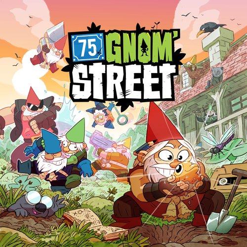 75 Gnom Street Brettspill