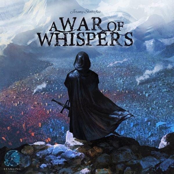 A War of Whispers Brettspill
