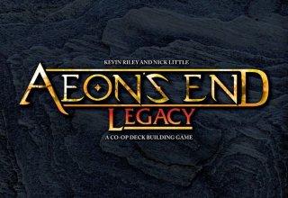 Aeons End Legacy Brettspill