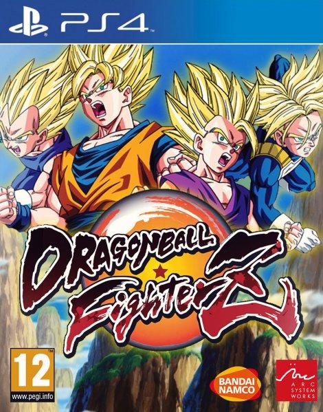 Dragon Ball FighterZ til Playstation 4