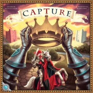 Capture A Medieval Wargame Brettspill