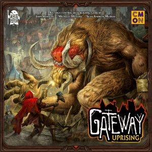 Gateway Uprising Kortspill