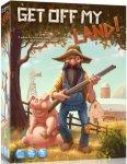 Get Off My Land Brettspill