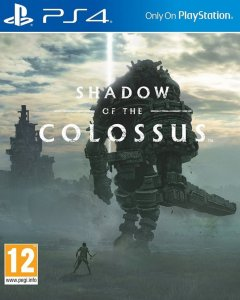 Shadow of the Colossus (2018) til Playstation 4