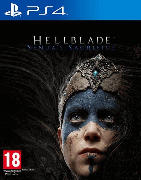 Hellblade: Senua's Sacrifice til Playstation 4