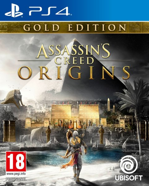 Assassin's Creed Origins til Playstation 4