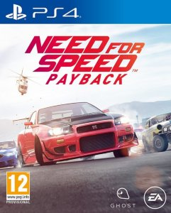 Need for Speed Payback til Playstation 4