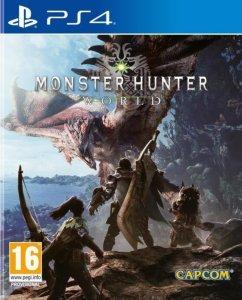 Monster Hunter: World til Playstation 4