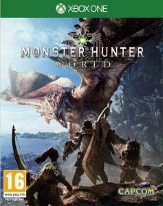 Monster Hunter: World til Xbox One