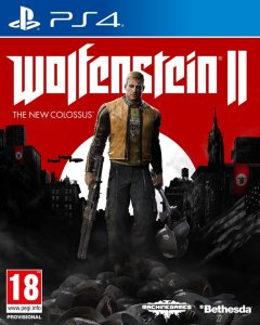 Wolfenstein II: The New Colossus til Playstation 4