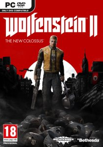 Wolfenstein II: The New Colossus til PC
