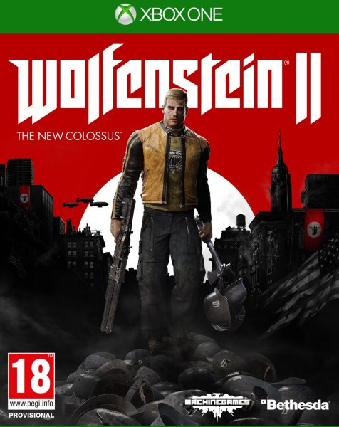 Wolfenstein II: The New Colossus til Xbox One