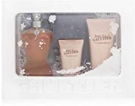 Jean Paul Gaultier Classique EdT 50ml gavesett med 75ml body lotion og 30ml shower gel