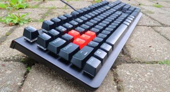 Best pris på HP Omen Keyboard with SteelSeries (Nordic
