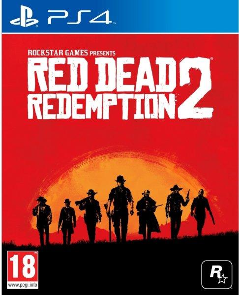 Red Dead Redemption 2 til Playstation 4
