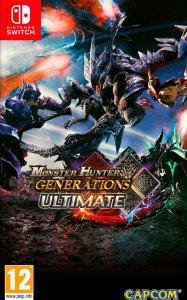 Monster Hunter Generations Ultimate til Switch
