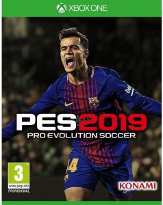 Pro Evolution Soccer 2019 til Xbox One
