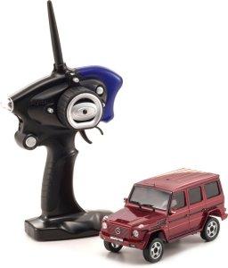 Kyosho Mini-Z Radiostyrt Bil Overland Sports Mercedes