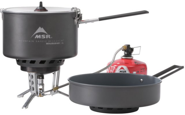 MSR Windburner Combo