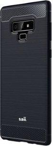Børstet Galaxy Note9 Deksel