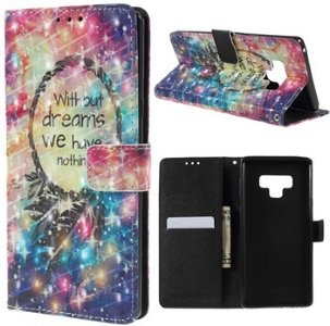 Samsung Galaxy Note9 Wonder Series Lommebok