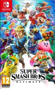 Super Smash Bros. Ultimate til Switch