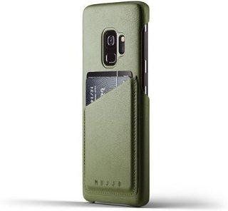 Mujjo Wallet Galaxy S9