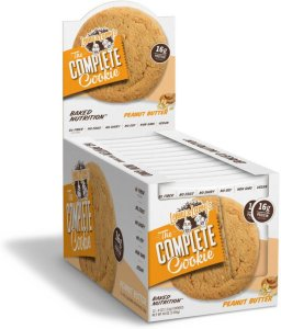 Lenny & Larry Protein Cookie Peanut Butter 12x113g