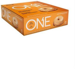 Oh Yeah ONE Bars Maple Glazed Donut 12x60g