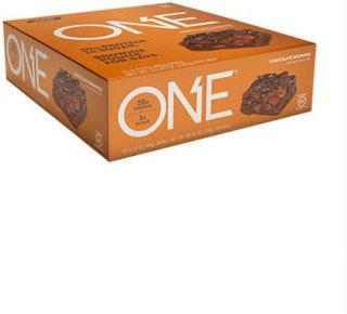 Oh Yeah ONE Bars Chocolate Brownie 12x60g