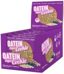 Oatein Super Cookies White Chocolate & Blueberry 12x75g