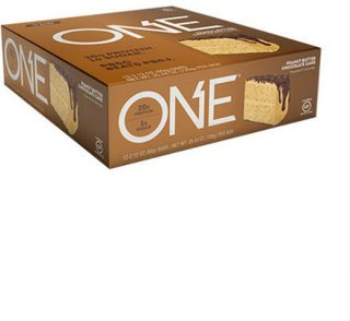 Oh Yeah ONE Bars Peanut Butter Chocolate Cake 12x60g
