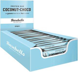 Barebells Protein Bar Coconut-Choco 12x55g